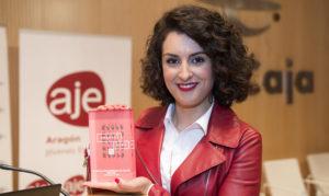 Premio AJE Aragón Rita Monreal
