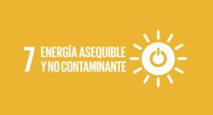 energía asequible no contaminante
