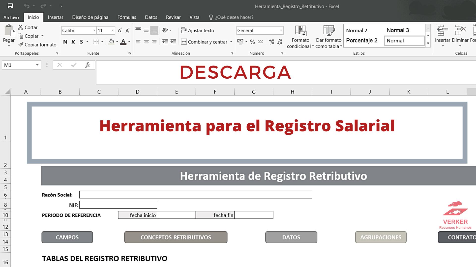 descargar herramienta registro salarial