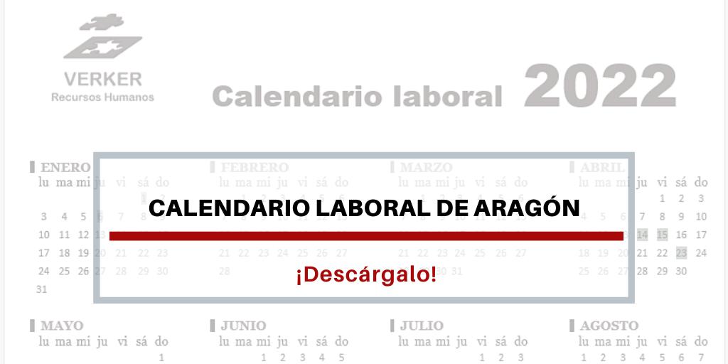 calendario laboral verker rrhh 2022