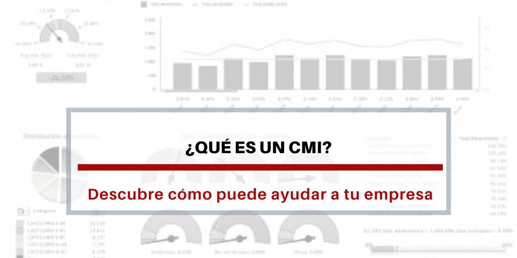CMI CMO