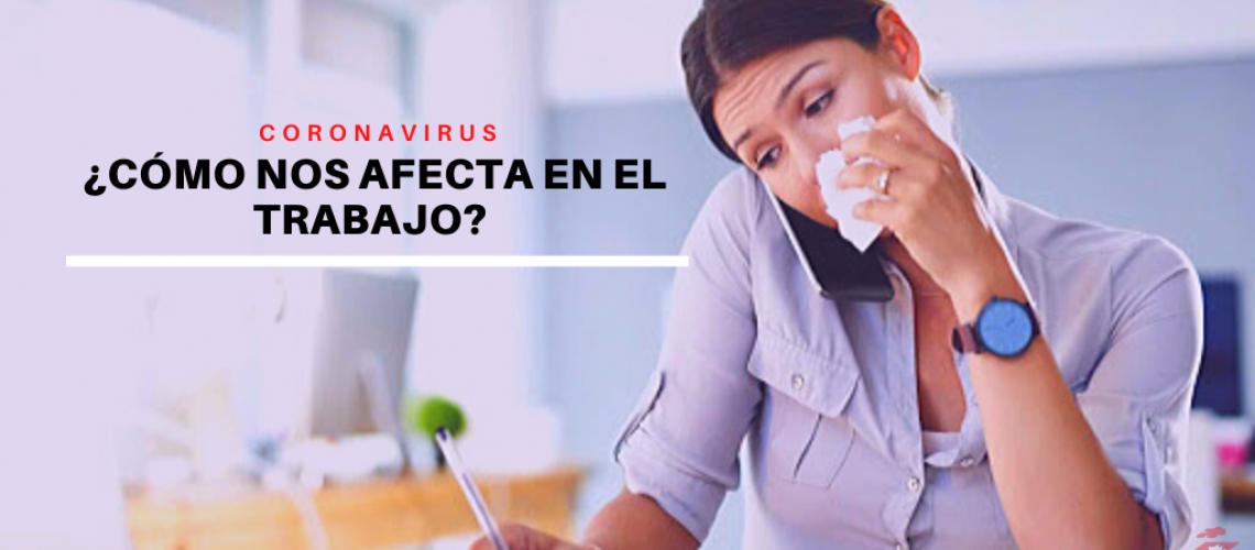 coronavirus trabajo