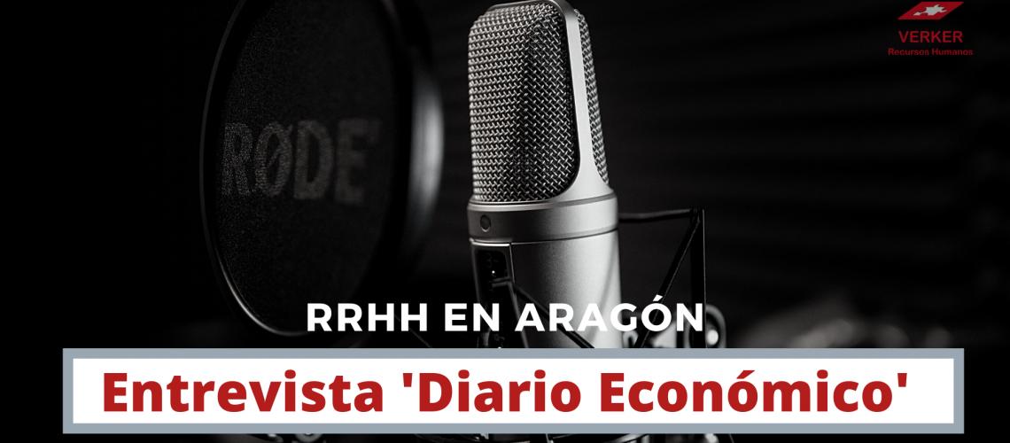 entrevista diario económico rrhh aragón