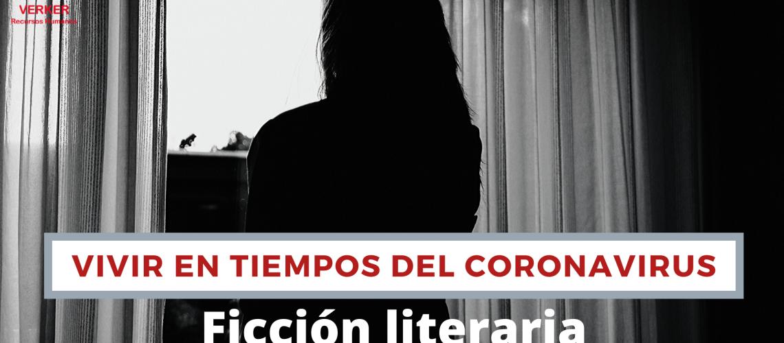 ficción literaria coronavirus